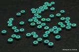 Meerdere ringkralen van Turquereniet  K2014A_