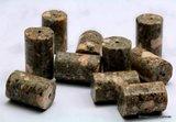 Ca 10 Unieke blok kralen Sea Bed Jaspis K2099_