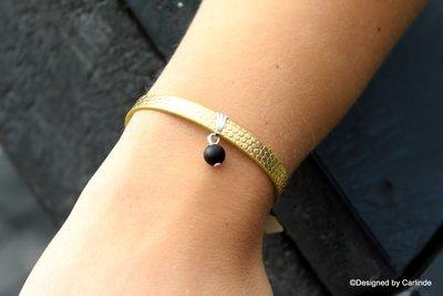 Mooi armbandje met Zuiverende Amethyst A1024A
