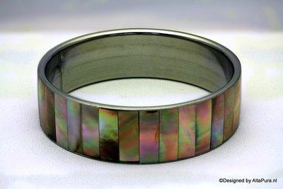 Schitterende Armband van Golden Power  schelp A2005