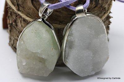 Bergkristal kristallen  Geode geeft je meer energie C2107