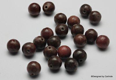 Donkerdere Jaspis Kralen, ca. 8mm, voor rustgevende natuurlijke details K2231