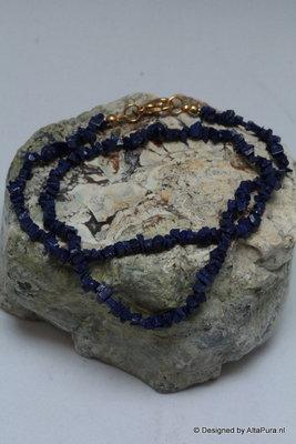 Collier van  Lapis Lazuli (A536)