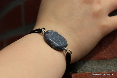 Chique Armband beschermende Jaspis A2225