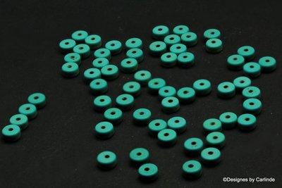 Meerdere ringkralen van Turquereniet  K2014A